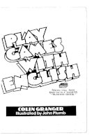 play games with english book 1