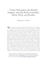 Victor McLaglen, the British Empire, and the Hollywood Raj: Myth, Film, and Reality pot