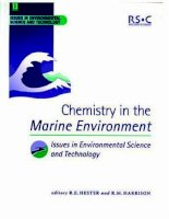 chemistry in the marine