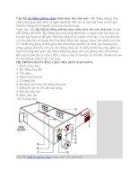 Lắp đặt hệ thống phòng cháy chữa cháy ppt