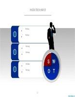 mẫu powerpoint phân tích swot