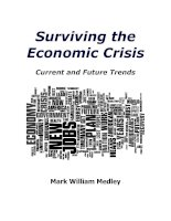 Surviving the Economic Crisis : Current and Future Trends pdf