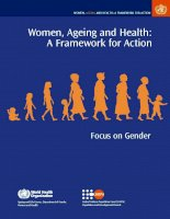 Women, Ageing and Health: A Framework for Action pot