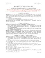 BẢO HIỂM TAI NẠN CON NGƯỜI 24/24 potx
