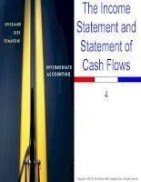 Intermediate Accounting - Chap004 pptx