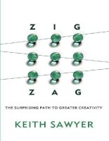 Zig zag - surprising path to greater creativity