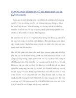 DỤNG CỤ PHÂN TÍCH RƯỢU CÓ THỂ PHÁT HIỆN LÁI XE ĐÃ UỐNG RƯỢU ppt