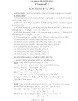 chuyên đề bồi dưỡng hsg lớp 8 môn toán