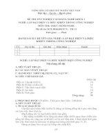 đề thi thực hành tốt nghiệp nghề lắp đặt điện và điều khiển trong công nghiệp-mã đề thi ktlđđ&đktc (13)