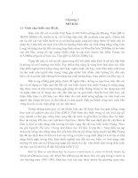 Nghiên cứu kỹ thuật giâm hom cây ưu tú loài Keo lá liềm (Acacia crassicarpa) ở rừng trồng  vùng cát ven biển miền Trung