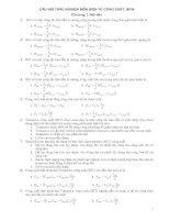 Câu hỏi trắc nghiệm điện tử công suất doc