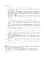 Bài tập tổng hợp kế toán ngân hàng thương mại doc