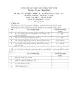 đề thi thực hành-lắp đặt thiết bị cơ khí-mã đề thi lđtbck – th (7)