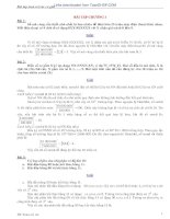 bài tập toán rời rạc có lời giải