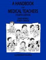 A Handbook for Medical Teachers doc