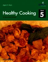 Healthy Cooking for Secondary Schools pptx