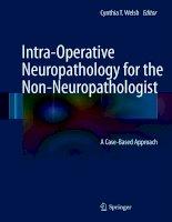 Intra-Operative Neuropathology for the Non-Neuropathologist pptx