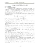 Chương 2 CÁC QUÁ TRÌNH NHIỆT ĐỘNG CƠ BẢN docx