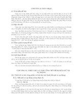 """ĐỒ ÁN TỐT NGHIỆP """" Thiết kế và điều khiển mô hình bãi giữ xe tự động dùng PLC S7 -200"""" - Phần Tóm tắt pdf"""