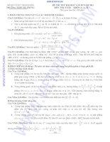 SỞ GD VÀ ĐT THANH HÓA TRƯỜNG THPT HÀ TRUNG ĐỀ THI THỬ ĐẠI HỌC LẦN III NĂM 2013 MÔN THI: TOÁN – KHỐI: A, A1, B potx
