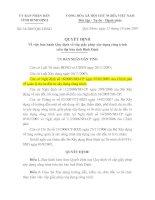 QD34-2007-CTUBND-Quy dinh ve cap giay phep xay dung cong trinh tren dia ban tinh Binh dinh docx