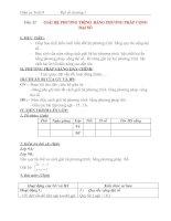 giải hệ phương trình bằng phương pháp cộng đại số - gián án môn toán lớp 9