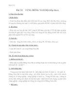 bài 32 vùng đông nam bộ (tt) - giáo án địa lý 9 - gv.trần t hiền