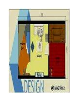 Thiết kế nhà 5 tầng với kinh phí 1,5 tỷ potx