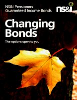 Changing Bonds - The options open to you pdf