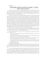 Giáo trình quản lý vùng ven bờ pdf