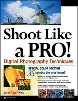 Shoot Like a Pro! DIGITAL PHOTOGRAPHY TECHNIQUES ppt