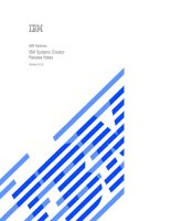 IBM Systems Director Release Notes Version 6.3.0 potx