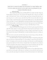 CHƯƠNG 3 NHẬN XÉT ƯU KHUYẾT ĐIỂM, NGUYÊN NHÂN CỦA HOẠT ĐỘNG CHO VAY MUA NHÀ, XÂY DỰNG VÀ SỬA CHỮA NHÀ TẠI NHNo&PTNT CHI NHÁNH TỈNH BÌNH THUẬN. ppt