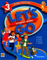 Let''''s go 3 Student''''s Book (3rd edition) pot