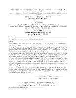 MẪU CAM KẾT ĐỐI VỚI NGHIÊN CỨU SINH ĐI ĐÀO TẠO TRÌNH ĐỘ TIẾN SĨ Ở NƯỚC NGOÀI THEO ĐỀ ÁN 911 pot