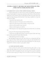 Bài giảng: Xử lý nước cấp (Chương 4) docx