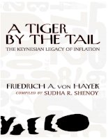 A Tiger by the Tail - The Keynesian Legacy of Inflation docx