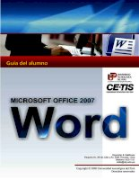 Microsoft Office Word 2007 doc