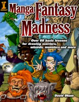Manga fantasy madness part 1