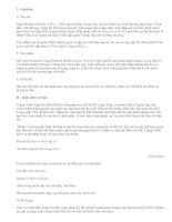 Đọc hiểu bài thơ Nhàn của Nguyễn Bỉnh Khiêm - văn mẫu