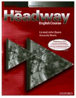 New Headway Elementary Teacher''''s book pdf