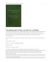The Backwash of War doc
