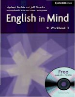 english in mind - workbook 3