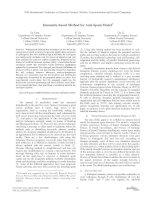 07 - immunity-based method for anti-spam model