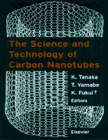 The Science and Technology of Carbon Nanotubes potx