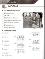 Let''''s go 3 Work Book (3rd edition) part 3 doc