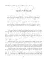 SIAM TRONG MỐI QUAN HỆ VỚI TRUNG QUỐC VÀ NHẬT BẢN THẾ KỶ XVI – XVII pdf