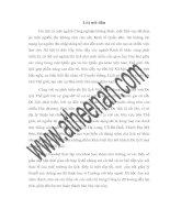 Hoạt động marketing của công ty TNHH Thương mại và Du lịch Việt Hằng