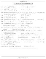 Phương trình căn ppt