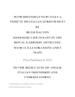 WITH BRITISH GUNS IN ITALY A TRIBUTE TO ITALIAN ACHIEVEMENT pdf